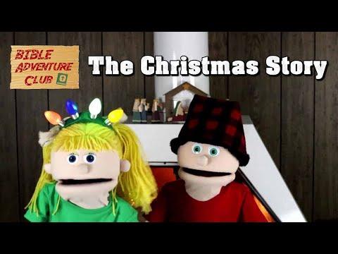 Bible Adventure Club: Christmas Episode