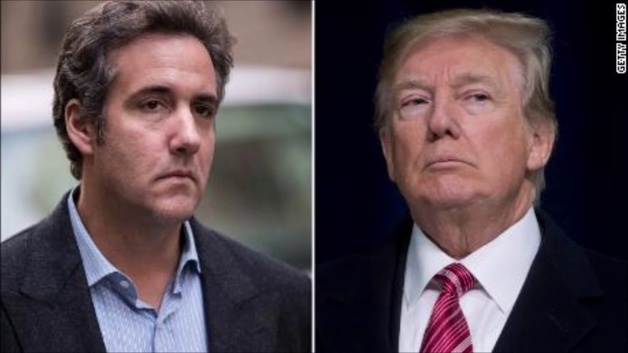 Michael Cohen; Trump Said Black People Are Too Stupid To Vote For Him