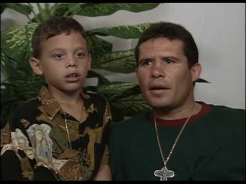 Julio Cesar Chavez 1993 Interview