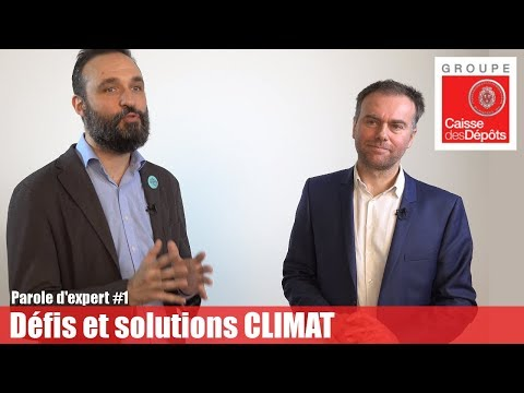 CLIMAT : quels défis ? quelles solutions ? Décryptage en 4 points clés avec nos experts
