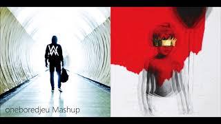Fade It Better - Alan Walker vs. Rihanna (Mashup)