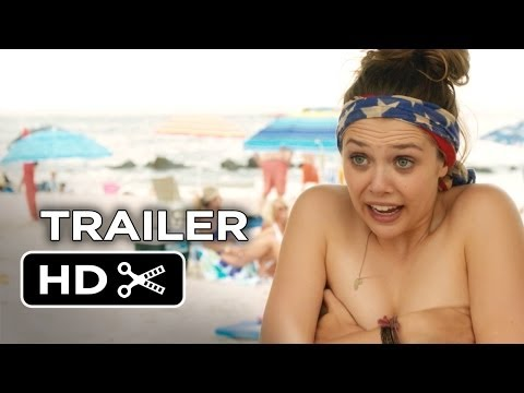 Very Good Girls Official Trailer #1 (2014) - Elizabeth Olsen, Dakota Fanning Movie HD
