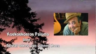 Koekoekoeroe Paloma - Telstar orkest van Johnny Hoes (Tros TV Tune)