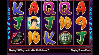 IGT Triple Fortune Dragon Slot Machine Online Game Play