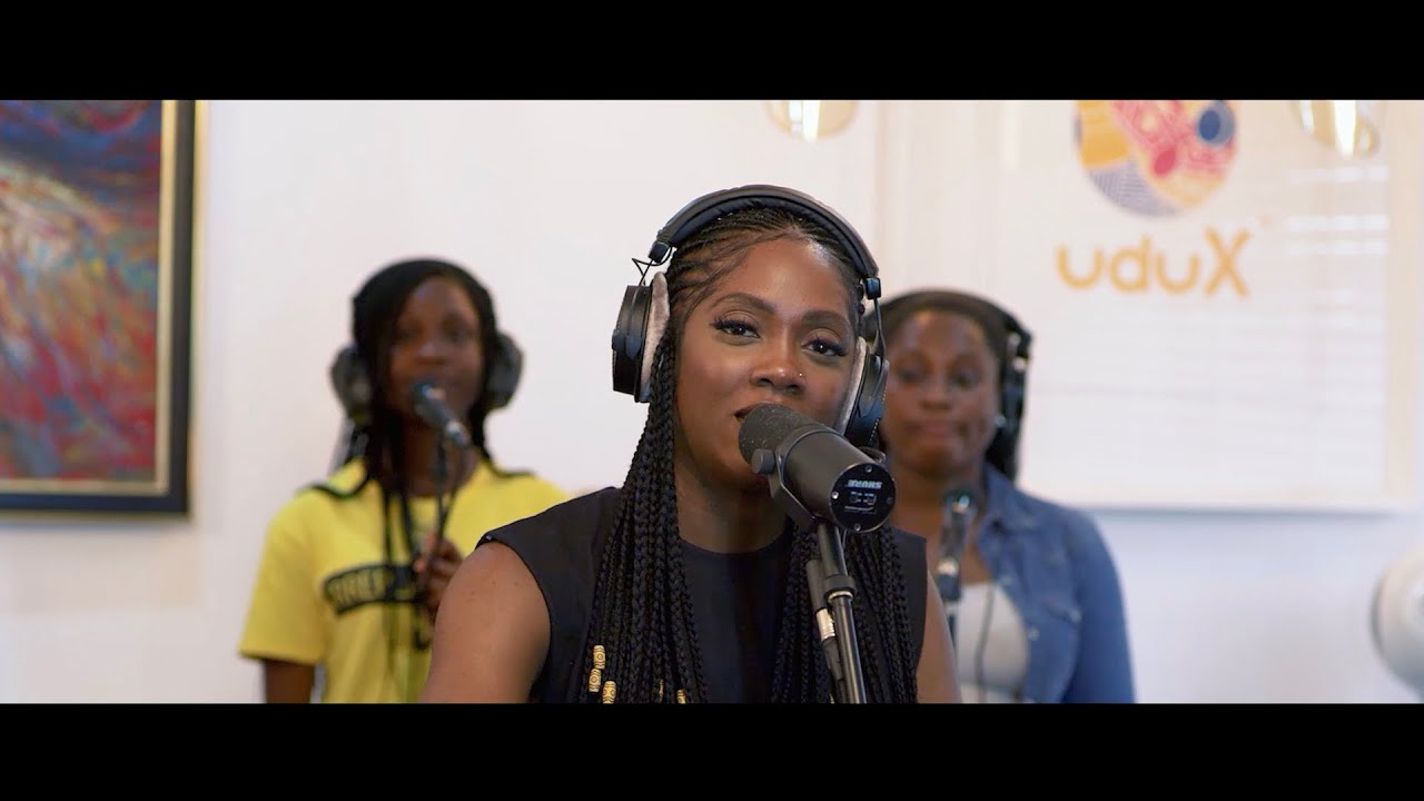 uduX -Tiwa Savage XSwitch (Live Performance)