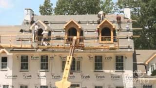 Дерзкий проект! Дом каркасно-щитовой за 3 дня (таймлапс)(, 2015-10-10T14:07:23.000Z)