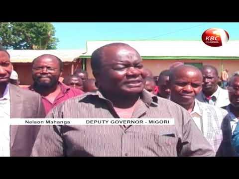 County Stories - Construction of Kenya-Somalia security wall begins