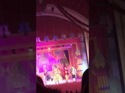 Sleeping Beauty At Princes Theatre In Clacton 2016