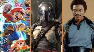 Smash Bros Ultimate for Casuals + Visceral Star Wars Dir Doesn't Blame EA + Original Lando Returns