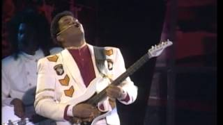 Earth, Wind and Fire - Live in Japan GREAT GUITAR SOLO