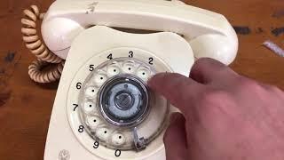 옛날 전화기