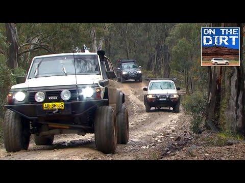 Mt Walker, Lithgow NSW 4WD 4x4 Trip