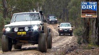Mt Walker, Lithgow NSW 4WD 4x4 Trip thumbnail