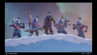 Official Fortnite Season 7 TRAILER! THE ICEBERG IS HERE! SEASON 7 SKINS & MORE!