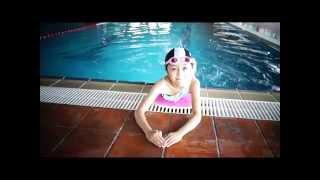 一對一 10堂課游泳教學 子歡 ( 歡迎諮詢:李教練0923190639 )