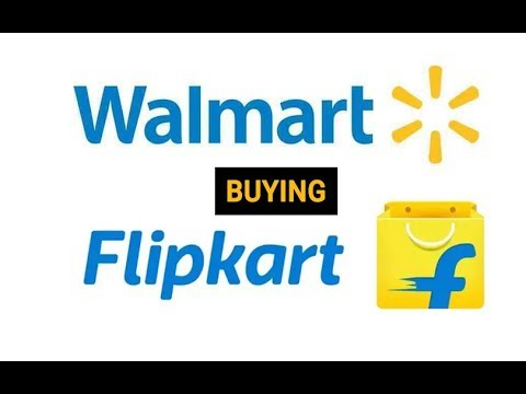 Here are the main facts of the $16 bn Walmart Flipkart deal