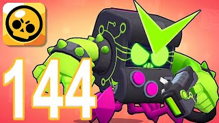 Brawl Stars - Gameplay Walkthrough Part 144 - Virus 8-Bit (iOS, Android)