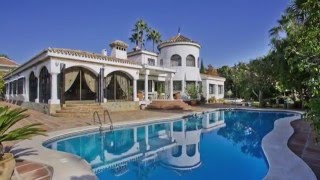 Villa de Luxe Espagne Marbella