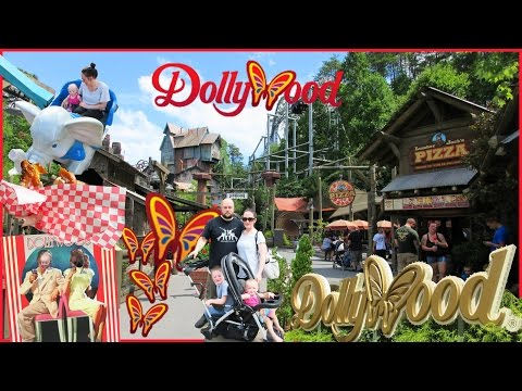 Our Dollywood Vacation Experience! - Vlog w Tips & Tricks - Pigeon Forge Tennessee