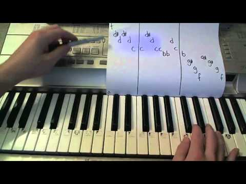 Bom Bom- Piano Lesson- Sam and the Womp  (Todd Downing)