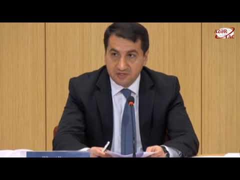 Армения на государственном уровне осуществляет теракты против мирного азербайджанского населения
