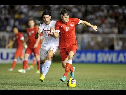 Semi Final: Philippines vs Singapore (1st leg) - AFF Suzuki Cup 2012