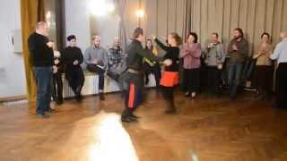 Казачья лезгинка - обучение