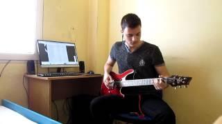 Slipknot - Eyeless (Guitar Cover)