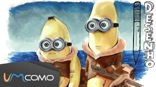 Minions Banana Db