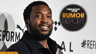Meek Mill Argues Publicly for Prison Reform