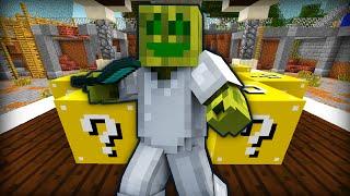 KAMPF um GLÜCK!! - Minecraft LUCKY Survival Games 1 [Deutsch/HD]