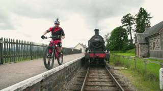 Danny MacAskill - Red Bull - Wee Day Out Behind The Scenes