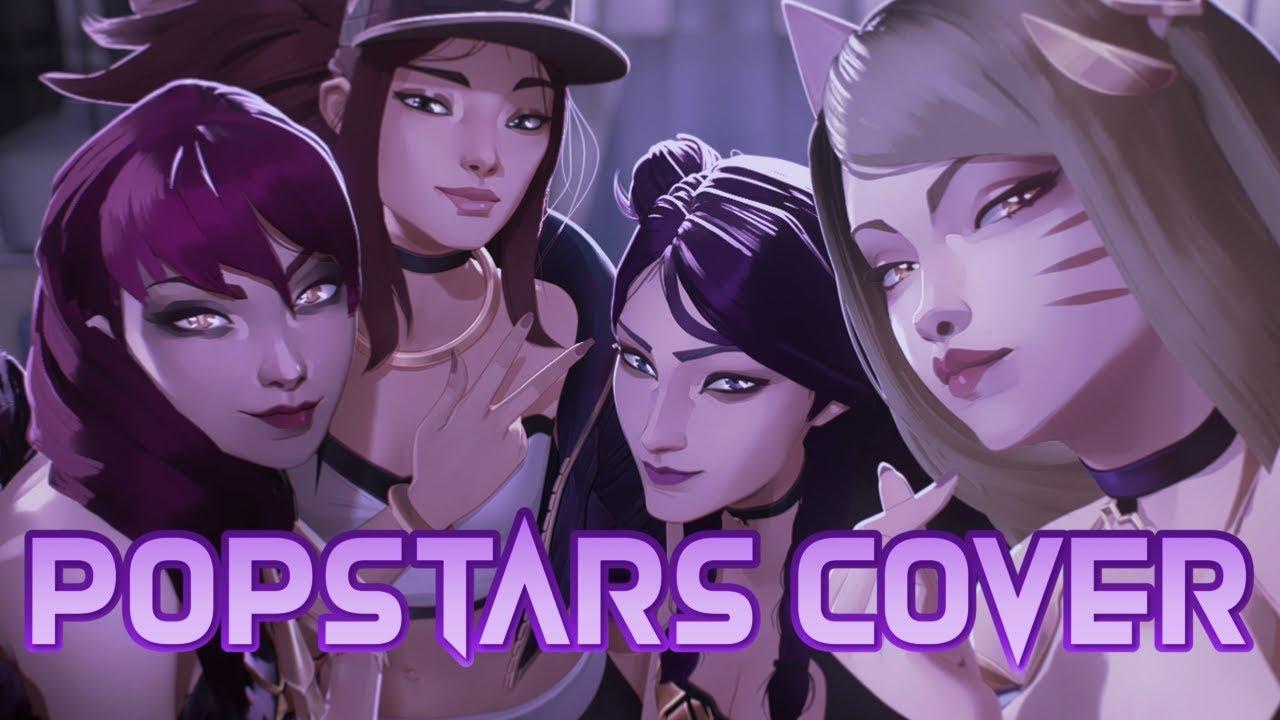 [LoL Sounds] K/DA - POP/STARS Cover