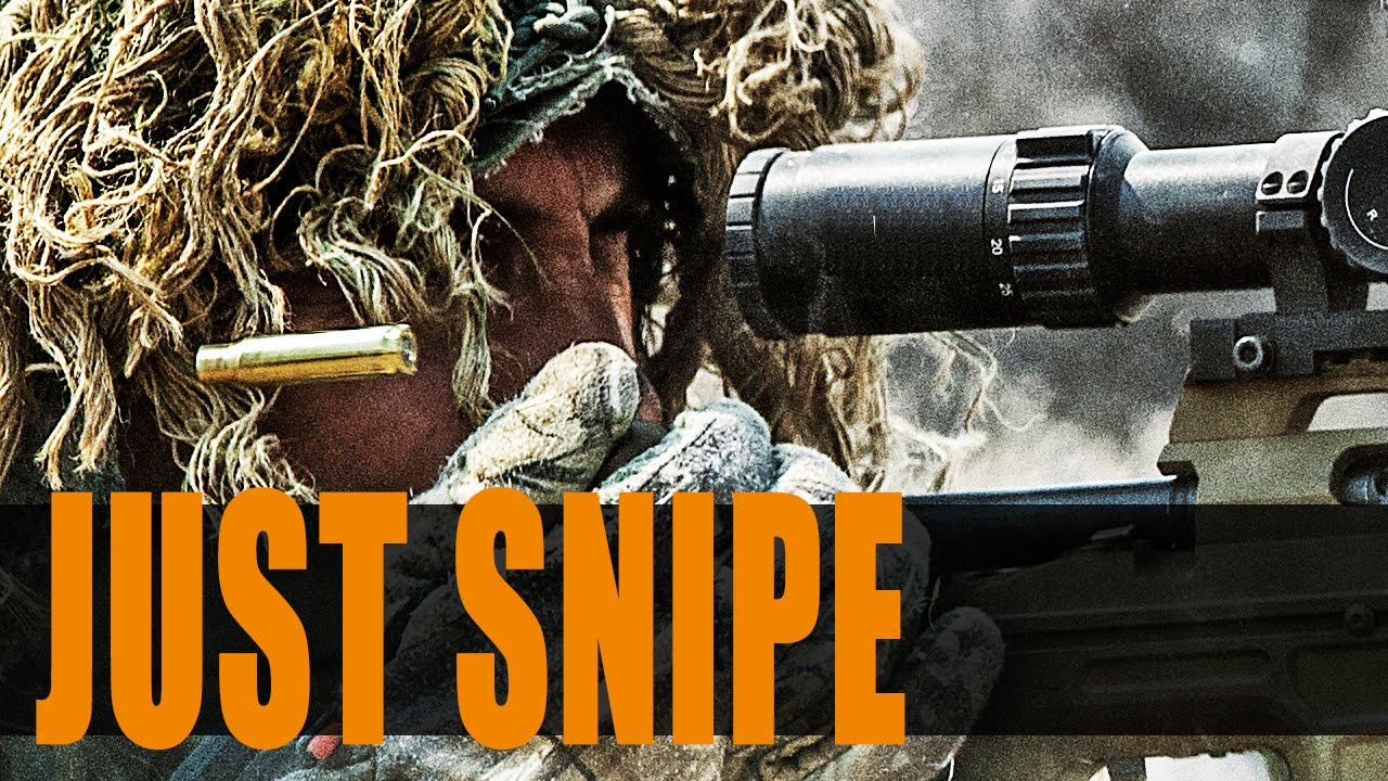 just snipe battlefield sniper youtube