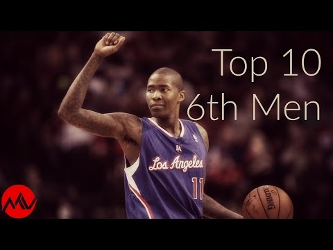 Top 10 NBA 6th Men of All Time