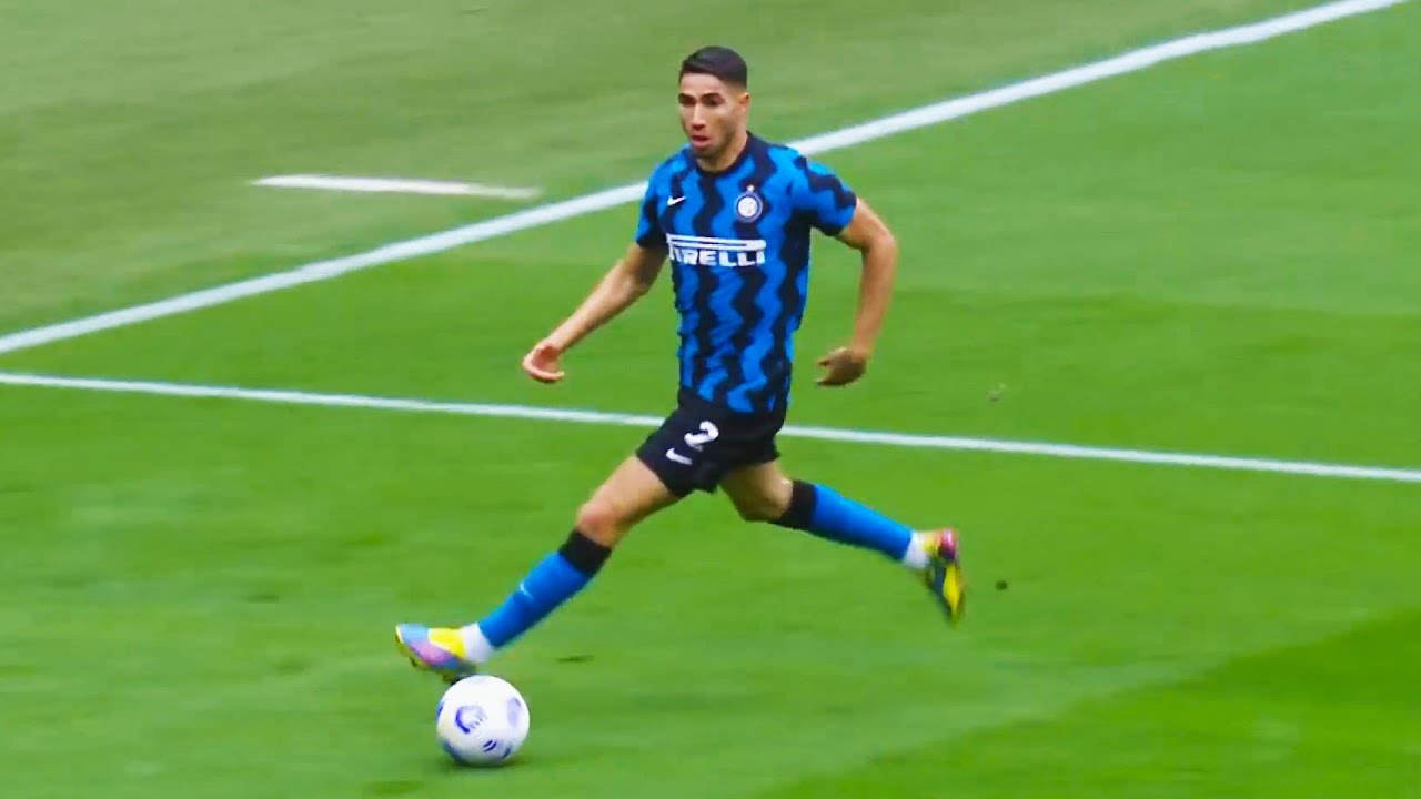 Download Achraf Hakimi Is Truly WORLD CLASS in 2021!
