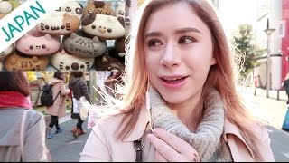 MUST HAVE JAPANESE COSMETICS & JAPAN CAT DONUTS!?