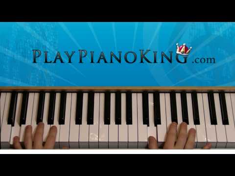 How to Play Halo by Beyonce Piano Tutorial