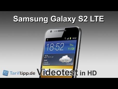 Samsung Galaxy S2 LTE | Handytest in HD (deutsch)