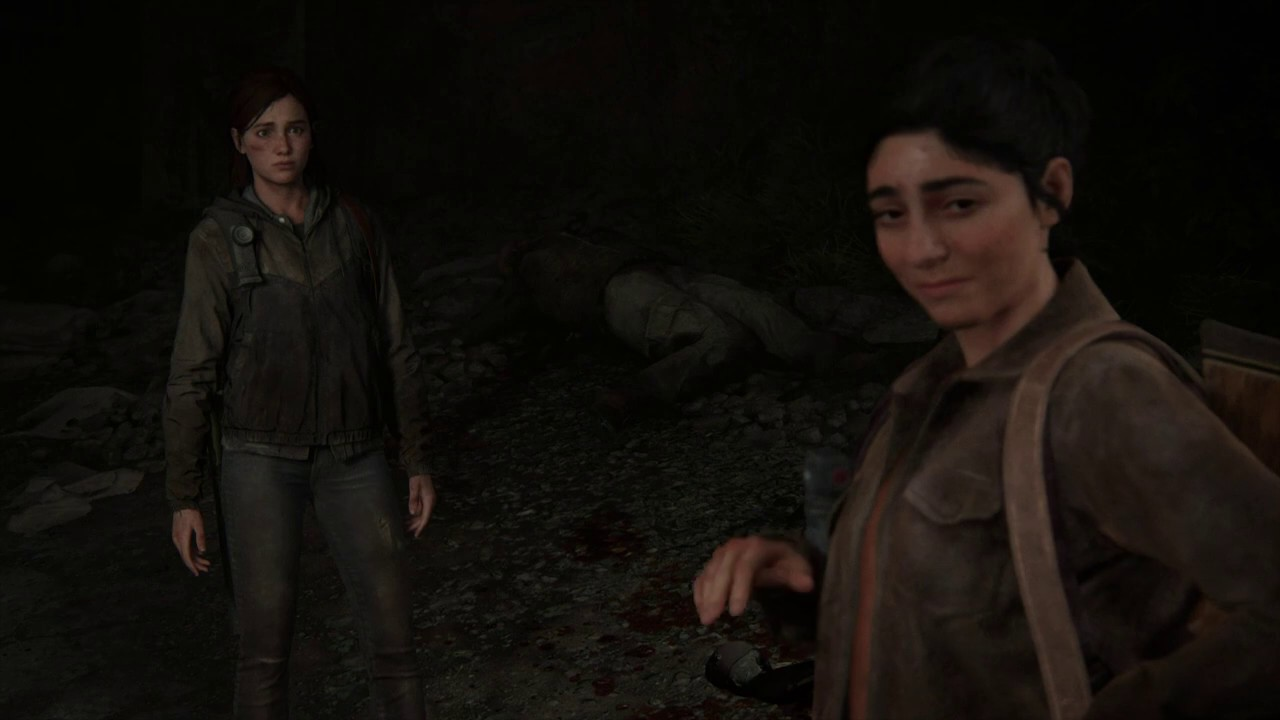 The Last of Us Part ll - The Seraphites: Dina Stitches Up