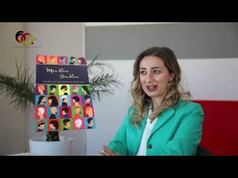 Gökçen Sara Tamer Uzun im Gespräch mit Nejdet Niflioğlu