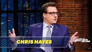 Chris Hayes Talks About Trump