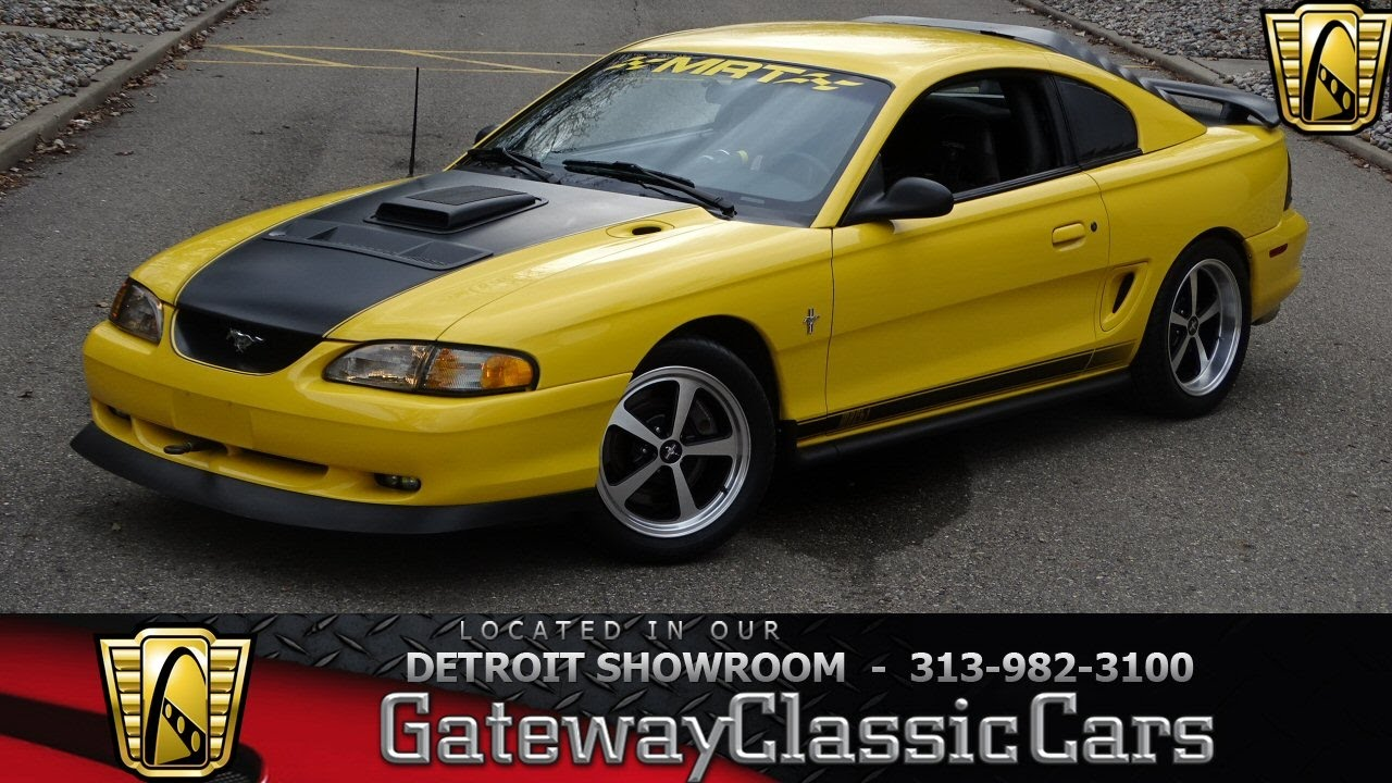 1994 ford mustang gt stock 894 det