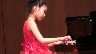 PPF Anwen Deng (8 years old) _ 2017 Nov