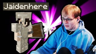 Beating Minecraft w/ JaidenAnimations!