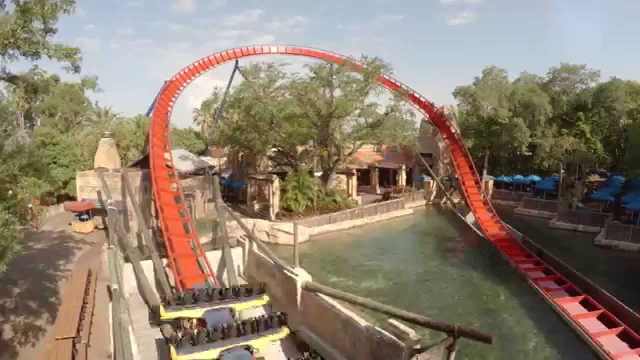 SheiKra\'s 10th Anniversary | Busch Gardens Tampa Bay - YouTube