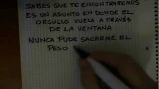 John Frusciante - Anne (en español)