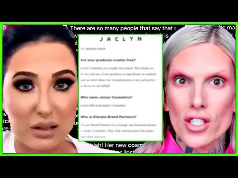 Jaclyn Hill WISHES Jeffree Star Would Help Her! thumbnail
