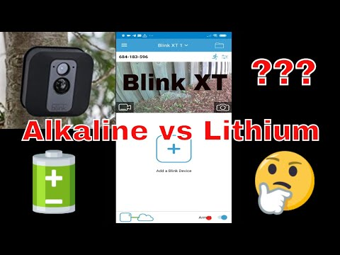 can-you-use-alkaline-batteries-in-blink-cameras?