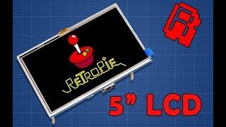 Elecrow 5 Inch LCD Review | RetroPie & Raspberry Pi